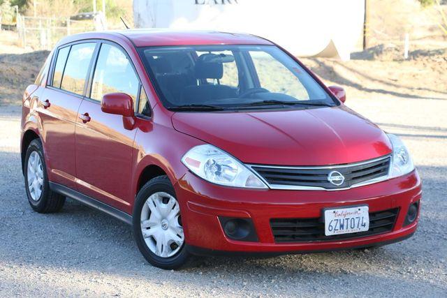 2010 Nissan Versa 1.8 S Santa Clarita, CA 3