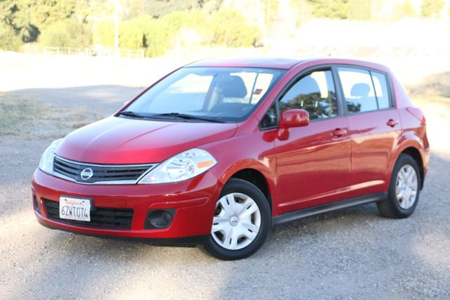 2010 Nissan Versa 1.8 S Santa Clarita, CA 1