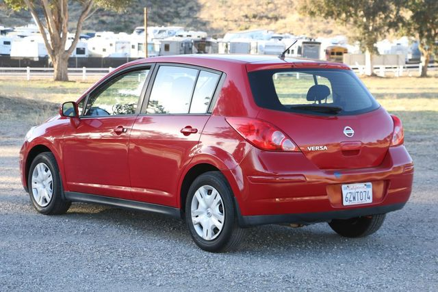 2010 Nissan Versa 1.8 S Santa Clarita, CA 5