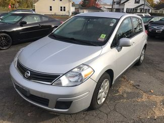 2010 Nissan Versa 18 S  city MA  Baron Auto Sales  in West Springfield, MA
