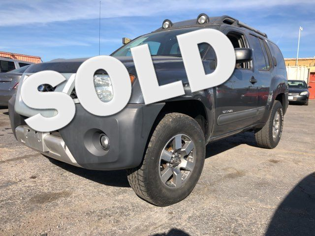 2010 Nissan Xterra Off Road CAR PROS AUTO CENTER (702) 405-9905 Las Vegas, Nevada