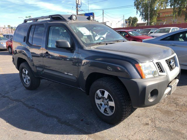 2010 Nissan Xterra Off Road CAR PROS AUTO CENTER (702) 405-9905 Las Vegas, Nevada 4
