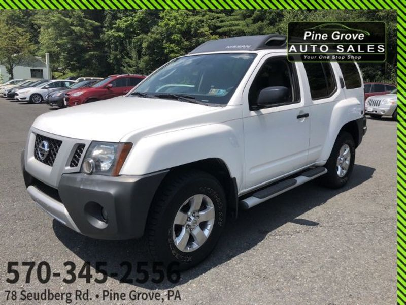 2010 Nissan Xterra S | Pine Grove, PA | Pine Grove Auto Sales in Pine Grove, PA