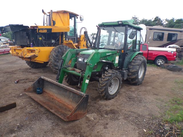 2010 Other Montana 5740C Tractor Loader 4x4 AC 633 Hours