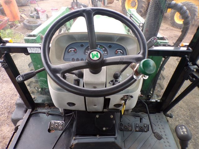 2010 Other Montana 5740C Tractor Loader 4x4 AC 633 Hours in Ravenna, MI 49451
