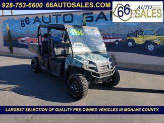 2010 Polaris Ranger® 800 Crew® in Kingman, Arizona 86401