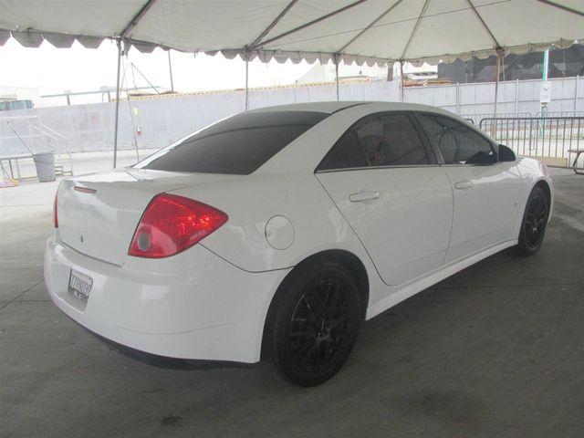 2010 Pontiac G6 w/1SA Gardena, California 2