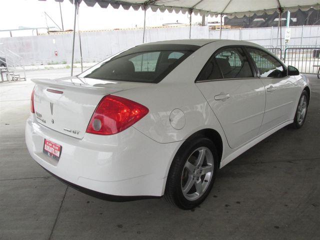 2010 Pontiac G6 w/1SF Gardena, California 2