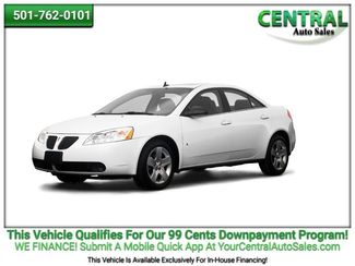 2010 Pontiac G6 w/1SH | Hot Springs, AR | Central Auto Sales in Hot Springs AR