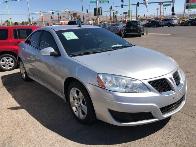 2010 Pontiac G6 w/1SB CAR PROS AUTO CENTER (702) 405-9905 Las Vegas, Nevada 1