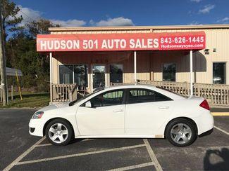 2010 Pontiac G6 w/1SA | Myrtle Beach, South Carolina | Hudson Auto Sales in Myrtle Beach South Carolina