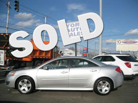 2010 Pontiac G6 w/1SD in , CT