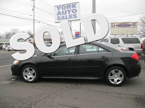 2010 Pontiac G6 w/1SB in , CT