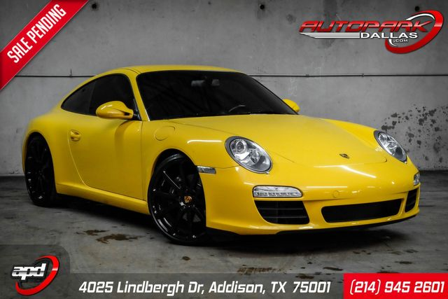 2010 Porsche 911 Carrera RARE COLOR Sports Chrono PKG in Addison, TX 75001