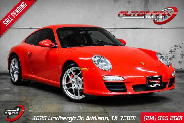 2010 Porsche 911 Carrera S w/ Sports Chrono Plus, NAV, & Manual