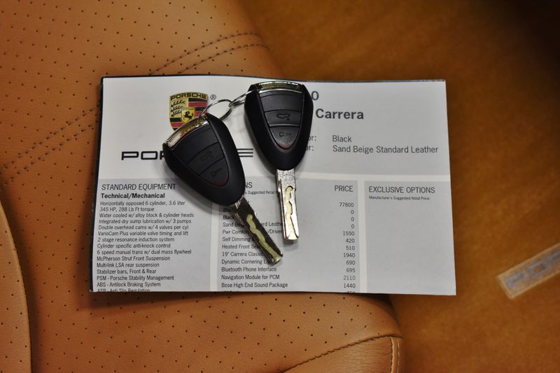 2010 Porsche 911 Carrera in Carrollton, TX