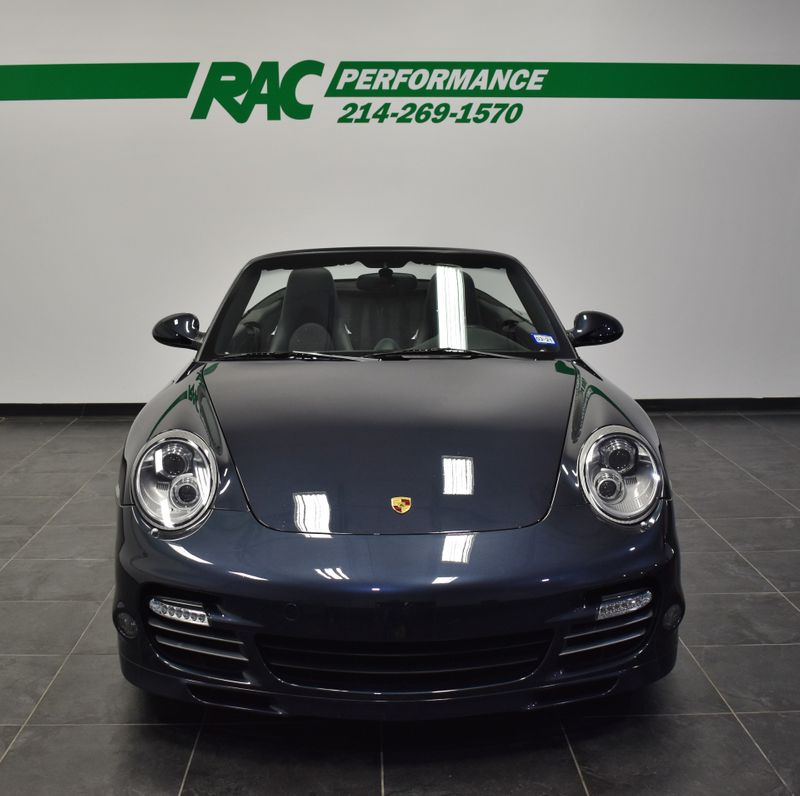 2010 Porsche 911 Turbo Cabriolet in Carrollton, TX