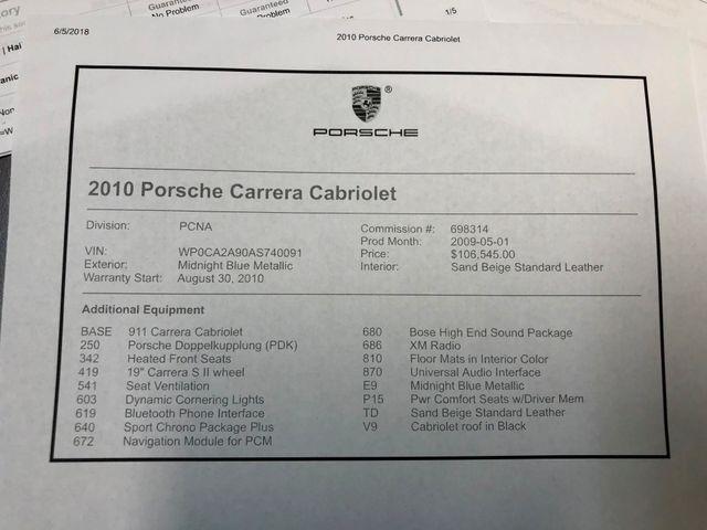 2010 Porsche 911 Carrera Longwood, FL 43
