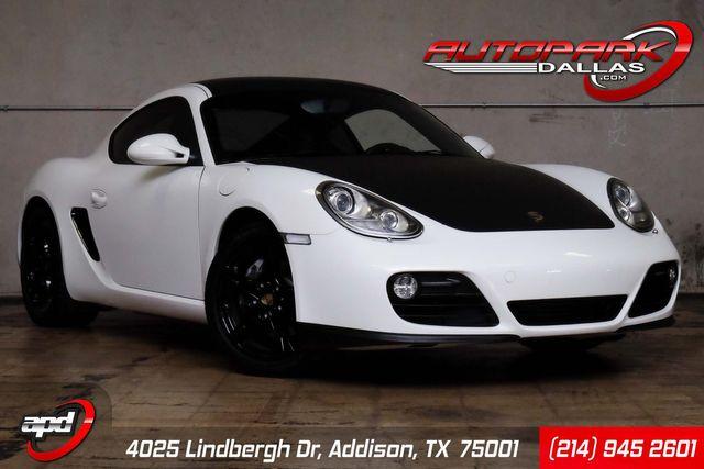 2010 Porsche Cayman in Addison, TX 75001