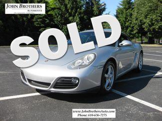 2010 Sold Porsche Cayman Conshohocken, Pennsylvania