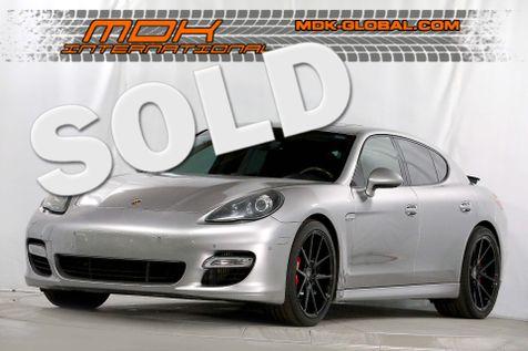 2010 Porsche Panamera Turbo - Burmester Sound - RENNEN wheels - PDCC in Los Angeles