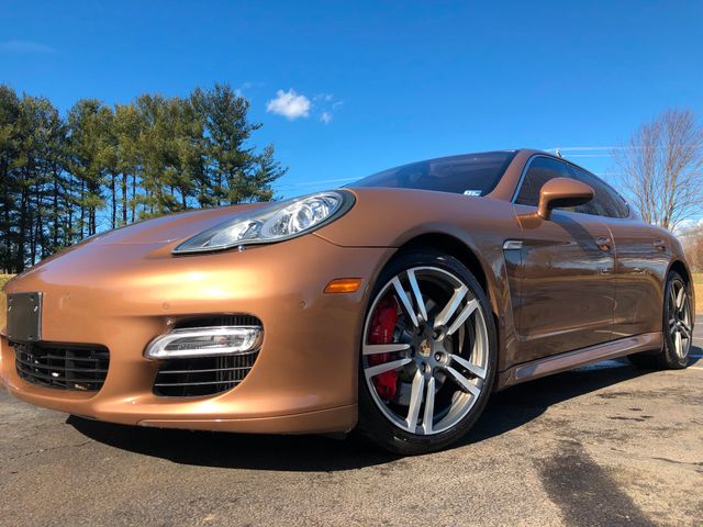 2010 Porsche Panamera Turbo in Leesburg, Virginia 20175