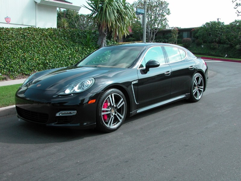 2010 Porsche Panamera Turbo, One Owner, Low Mileage, Stunning! in , California
