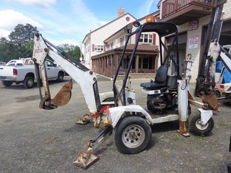 2010 Rhm GF6LM Towable Backhoe Hoosick Falls, New York