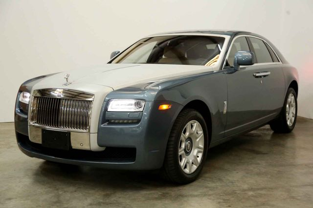 2010 Rolls-Royce Ghost Houston, Texas 3