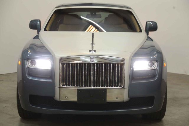 2010 Rolls-Royce Ghost Houston, Texas 5