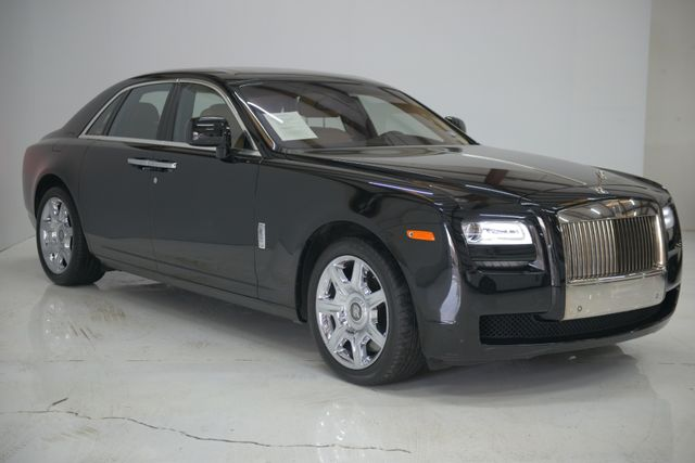 2010 Rolls-Royce Ghost Houston, Texas 1