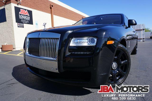 2010 Rolls-Royce Ghost Sedan ~ Driver Assist ~ Surround Cam ~ Pano Roof