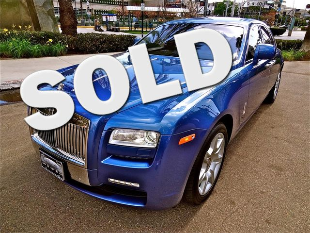 2010 Rolls-Royce Ghost San Diego, California 0