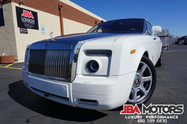 2010 Rolls-Royce Phantom Coupe Drophead ~ STARLIGHT HEADLINER ~ HUGE $461k MSRP