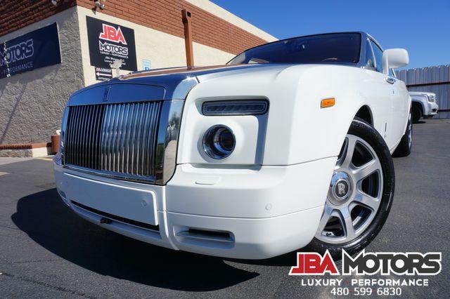 2010 Rolls-Royce Phantom Coupe Drophead ~ STARLIGHT HEADLINER ~ HUGE $461k MSRP
