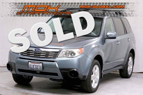 2010 Subaru Forester 2.5X Premium - New Tires - 1 Owner in Los Angeles