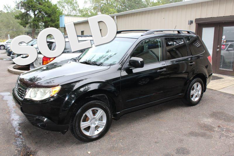 2010 Subaru Forester 2.5X | Charleston, SC | Charleston Auto Sales in Charleston SC