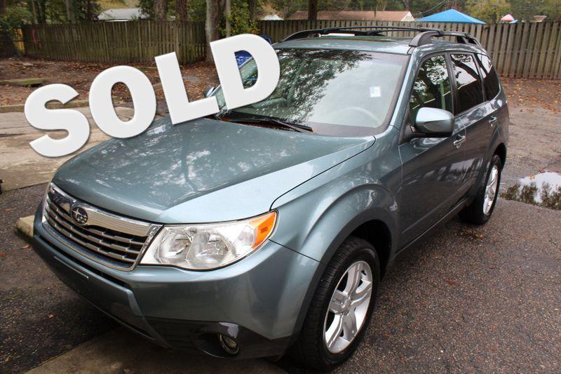 2010 Subaru Forester 2.5X Limited | Charleston, SC | Charleston Auto Sales in Charleston SC