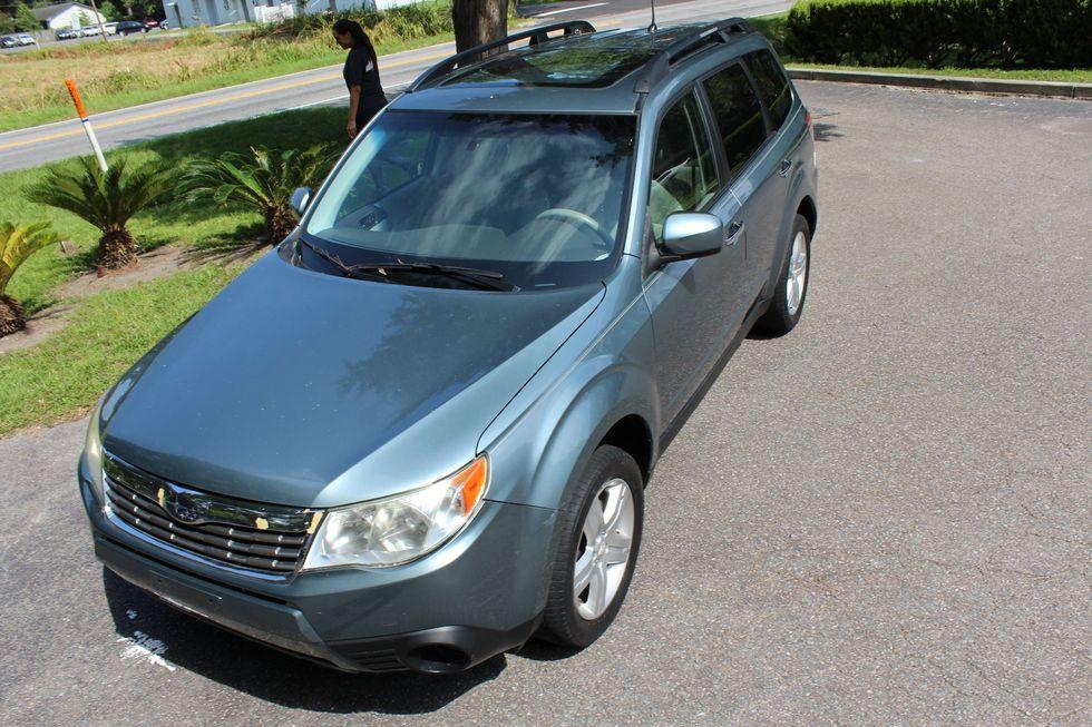 Charleston Auto Sales >> 2010 Subaru Forester 2 5x Premium Charleston Sc