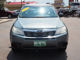 2010 Subaru Forester 2.5X Englewood, CO 1
