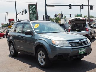 2010 Subaru Forester 2.5X Englewood, CO 2