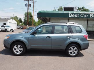2010 Subaru Forester 2.5X Englewood, CO 8
