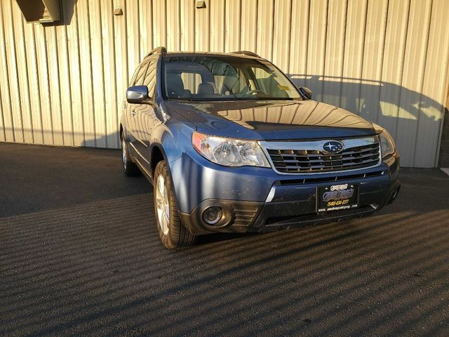 2010 Subaru Forester 2.5X Limited in Harrisonburg, VA 22802