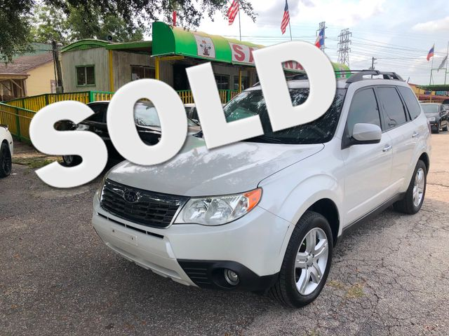 2010 Subaru Forester 2.5X Limited Houston, TX 0