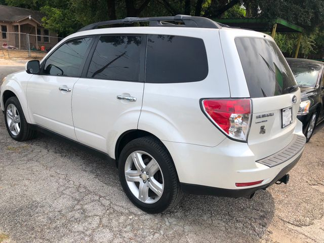 2010 Subaru Forester 2.5X Limited Houston, TX 4