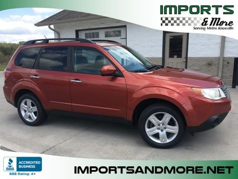 2010 Subaru Forester 2.5X Premium AWD in Lenoir City, TN