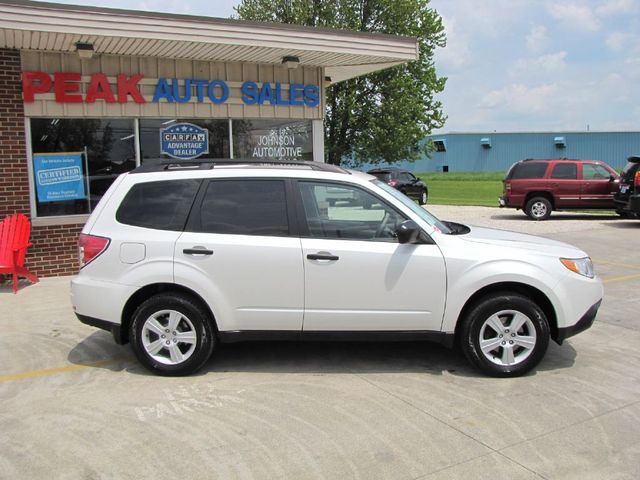 2010 Subaru Forester 2.5X in Medina, OHIO 44256