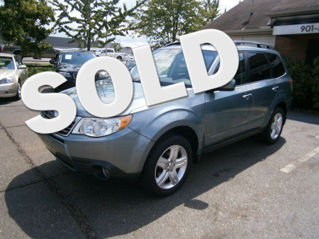 2010 Subaru Forester 2.5X Limited Memphis, Tennessee