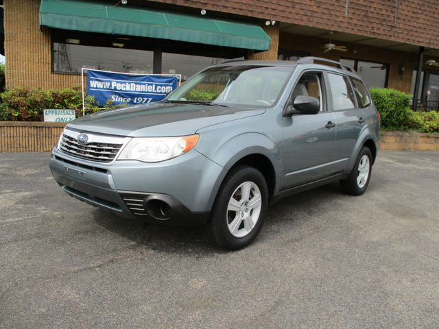2010 Subaru Forester 2.5X in Memphis, TN 38115