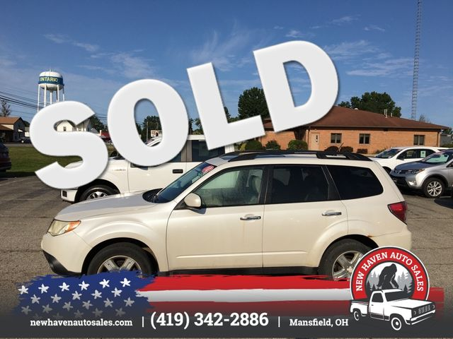 2010 Subaru Forester 2.5X Limited in Mansfield, OH 44903